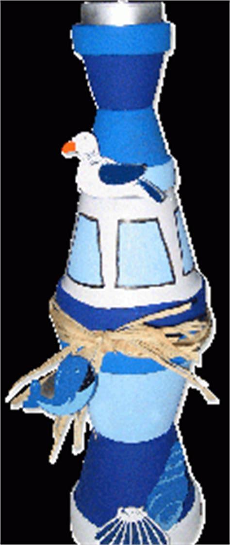 Kerzenhalter Leuchtturm by Lustiger Leuchtturm Kerzenhalter Buttinette