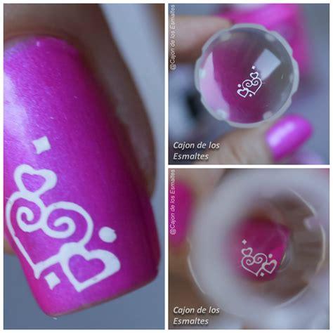 imagenes de uñas pintadas con sellos sellos para u 241 as decoradas cortas y largas con dise 241 os