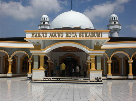 wallpaper dinding sukabumi sukabumi jawa barat wisata religi masjid agung kota sukabumi jawa barat