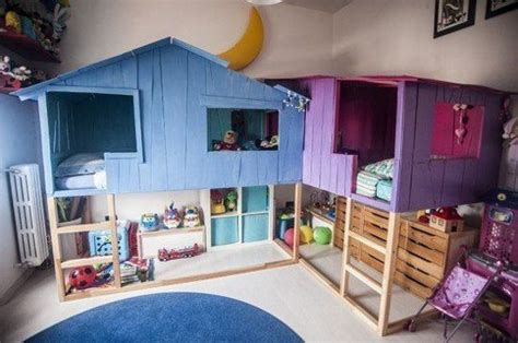 build your own apartment 20 ways to customize the ikea kura loft bed make it your own