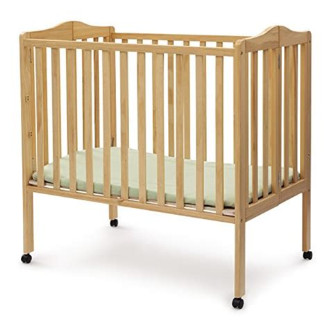 Delta Children Portable Mini Crib Natural Crazy By Deals Mini Portable Crib