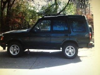 1997 land rover discovery se7 buy used 1997 land rover discovery se7 sport utility 4
