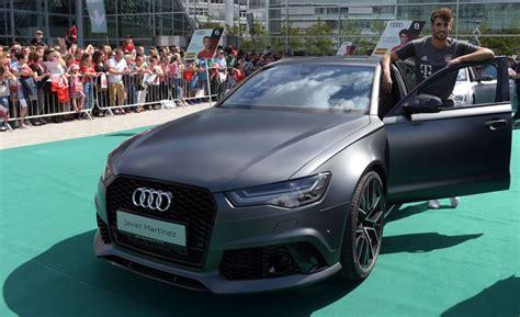 Audi Autoh User Bayern by Audi4ever A4e Detail Presse Fc Bayern Startet