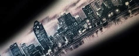city tattoos designs 20 chicago skyline designs for center ink