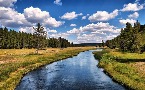 Desktop Wallpaper Yellowstone Park | yellowstone national park desktop wallpapers free on