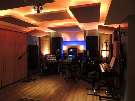 acoustic design for the home studio home design