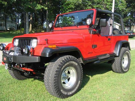 Jeep Wrangler 1992 1992 Jeep Wrangler