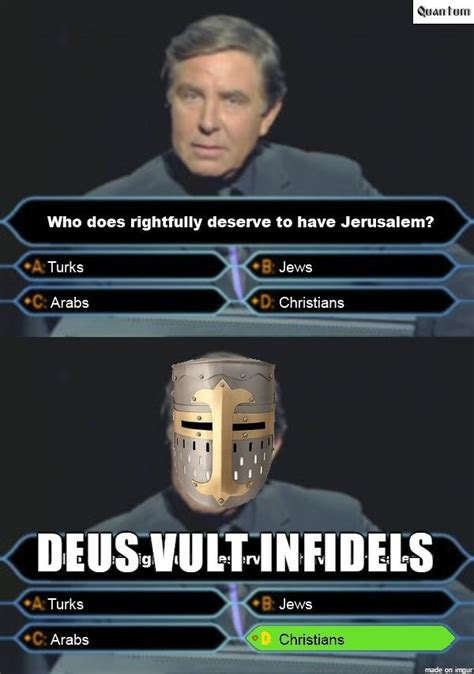 Know Your Meme Com - deus vult know your meme