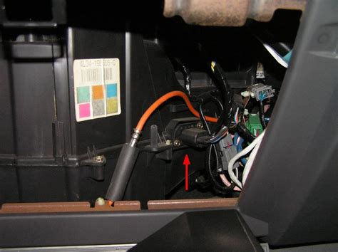 blower motor resistor burning smell fan on blower only works on high ford f150 forum community of ford truck fans