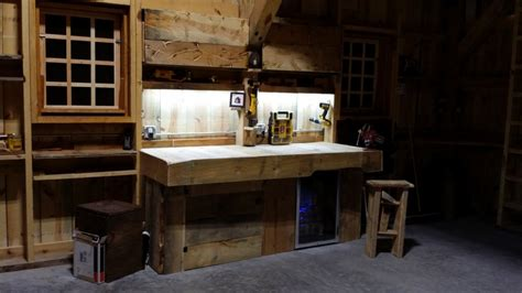 kitchen under bench lighting lighting your garage or workshop inspiredled blog