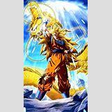 Gohan Super Saiyan 10000 | 360 x 632 animatedgif 3154kB