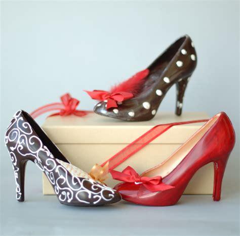 Heels Choco chocolate shoes the sits