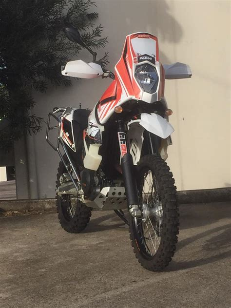 Ktm 690 Adventure Kit Topic Dr650 Drz 400 Ktm 690 Rally Fairings From Yenkro