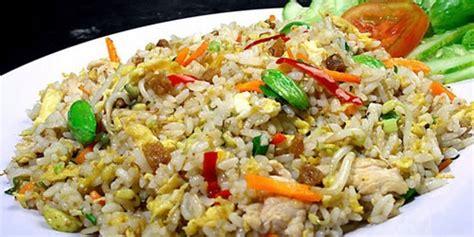 membuat nasi goreng bhs inggris resep cara membuat nasi goreng singapore enak blog kang