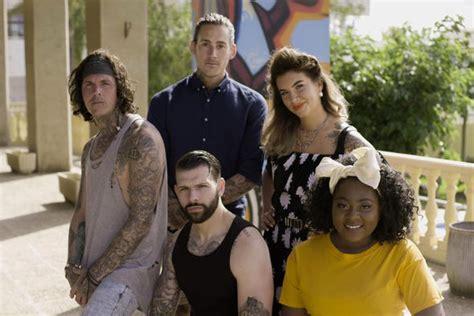 tattoo fixers mistake alice tattoo fixers on holiday who is new artist glen carloss