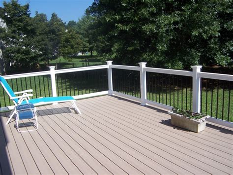 Timonium Md Trex Transcends Rope Swing Deck Ideas