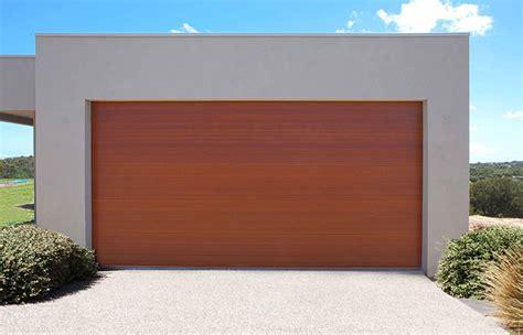 Steel Door Design premium timber look colours gliderol