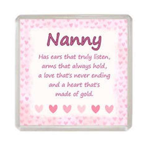 Birthday Quotes For Nanny Image Gallery Nanny Poems