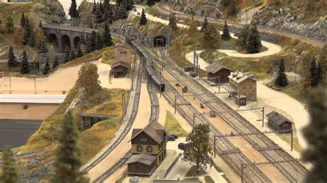 schweizer alpenbahn spur  im bau building  swiss