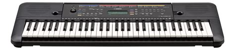 Keyboard Yamaha Seri Psr yamaha psr e263 portable keyboard soundpad