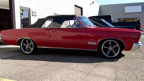 1965 Pontiac Lemans by 1965 Pontiac Lemans Convertible S9 Kansas City 2009