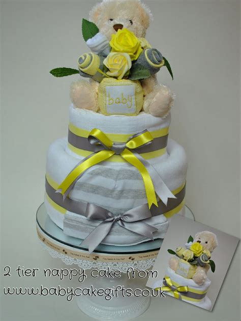 17 best images about neutral nappy cakes on