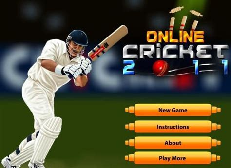 cricket to play cricket 2011 free to play
