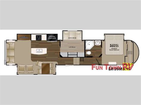 heartland 5th wheel floor plans heartland elkridge 39mbhs fifth wheel top notch luxury