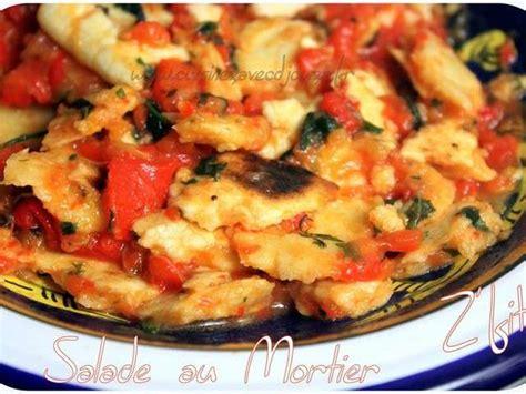 cuisine avec djouza recettes de salade au mortier de cuisinez avec djouza
