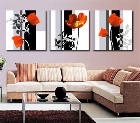 Decor Living Room by Cuadros Minimalistas Para Decorar