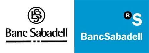 logo banc sabadell sabadell una marca sencilla con familiares