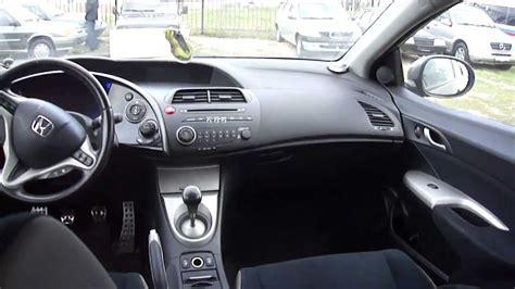 car engine manuals 2010 honda civic interior lighting 2007 honda civic hatchback start up engine and in depth tour youtube