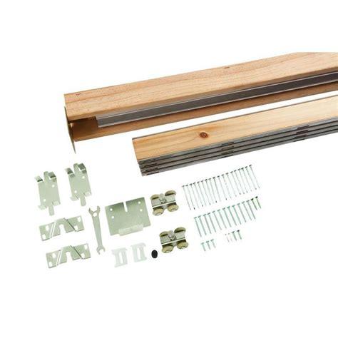 36 Pocket Door Kit by On Bearing Pocket Door Roller And Bracket
