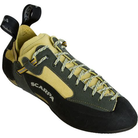 rock climbing shoes scarpa scarpa techno climbing shoe vibram xs edge backcountry