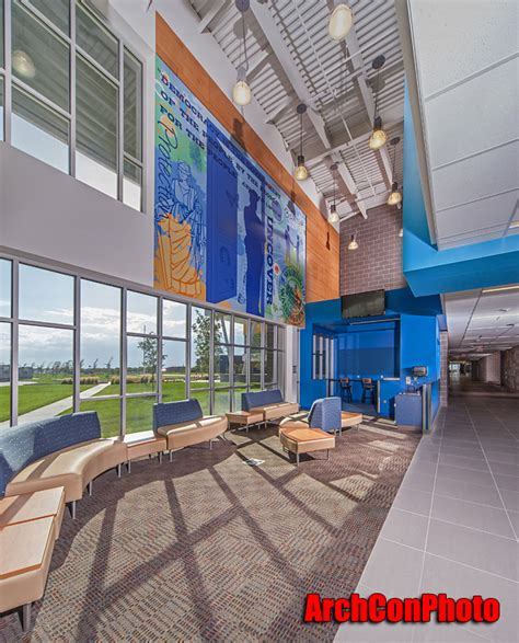 Garden City High School Ks by Architectural Photography Archconphoto Kansas