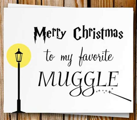christmas cards  etsy  harry potter fans