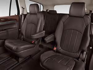 Buick Enclave How Many Seats 2013 Buick Enclave Rear Seats Interior Photo Automotive