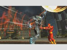 Flash-themed DLC now available for DC Universe Online ... Deathwing Fight