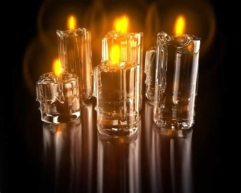 Candle Glassware Glass Candle Wallpapers 1280x1024 233804