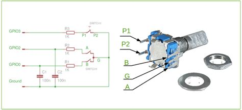 wiring diagram rotary switch k grayengineeringeducation