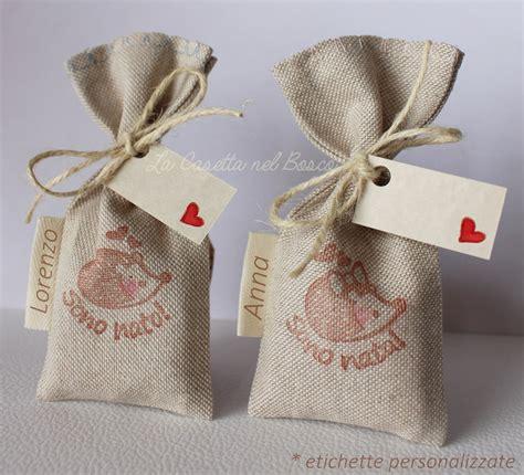 sacchetti porta bomboniere sacchetti porta confetti in cotone misto lino con