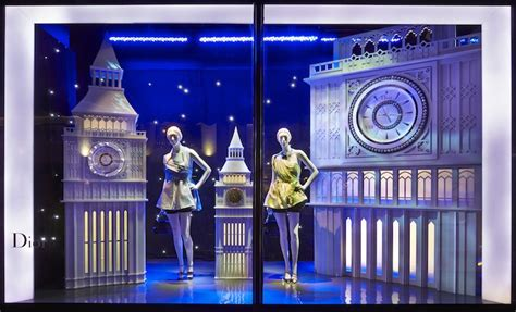 dior exhibition window display 2013 at harrods best