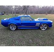 1967 Ford Mustang Fastback Hot Rod Rods Classic Muscle Custom Tuning