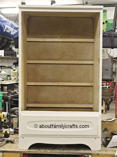 dress up armoire as seen on about family crafts