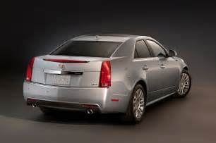 2013 Cadillac Cts Sedan 2013 Cadillac Cts Reviews And Rating Motor Trend