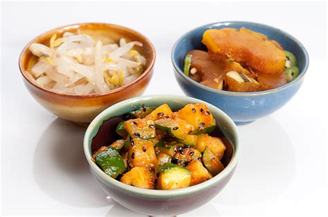 recipe of dish three easy banchan korean side dishes recipes