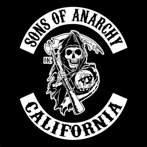 sons of anarchy logo template fast food meme