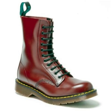 Deals With Oxblood solovair 981 oxblood boots oxblood