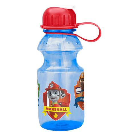 Mini Storage Containers - paw patrol water bottle by zak