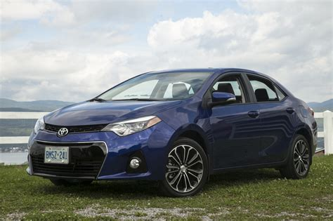 2014 Toyota Corrola S Autoblog We Obsessively Cover The Auto Industry
